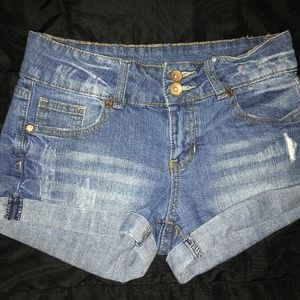 Women Hi-Waisted Charlotte Russe Shorts